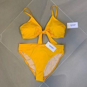 Swimsuits For All High Waist Bikini Top14 Bottom16